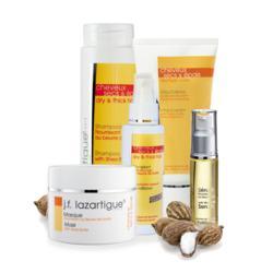 ošetřující vlasová kosmetika j.f. lazartigue