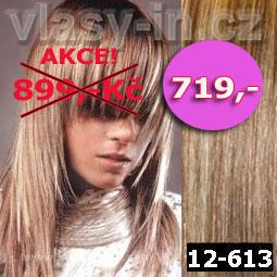 OFINA clip in - světlounce hnědá/plavá blond (#12-613)