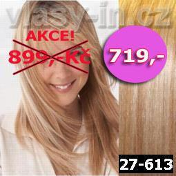 OFINA clip in - medová blond/plavá blond (#27-613)