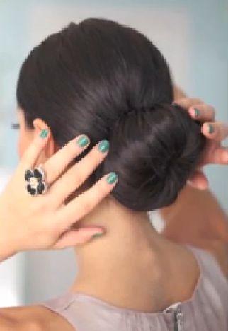 donut ve vlasech