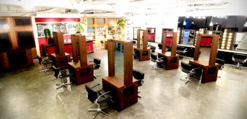interiér, exteriér, design kadeřnictví