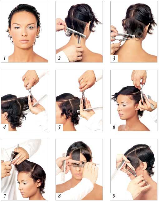 vlasové střihy