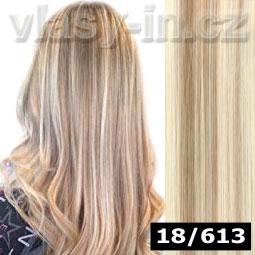 melír 18/613 - světlounce hnědá s blond