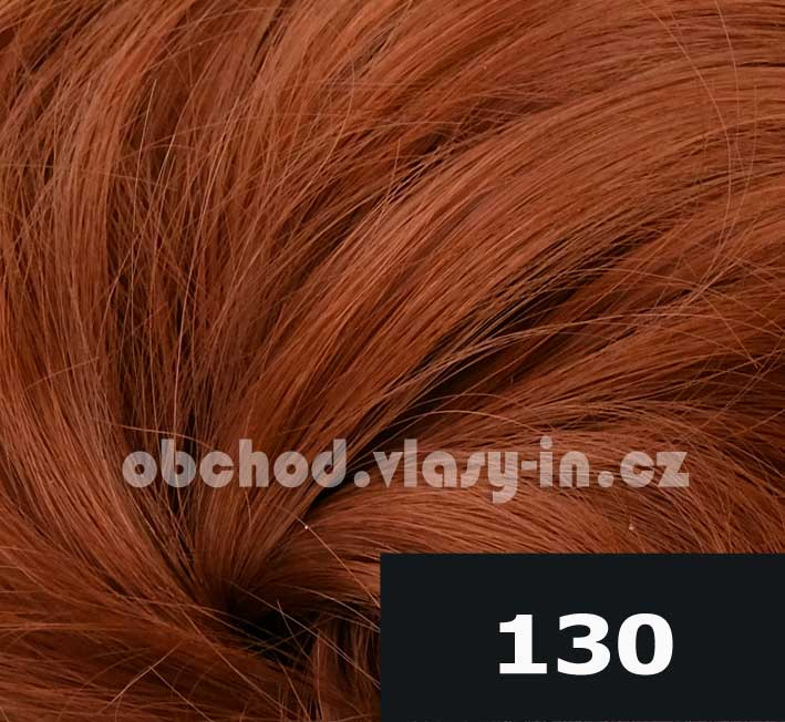 barva 130 - zrzavá