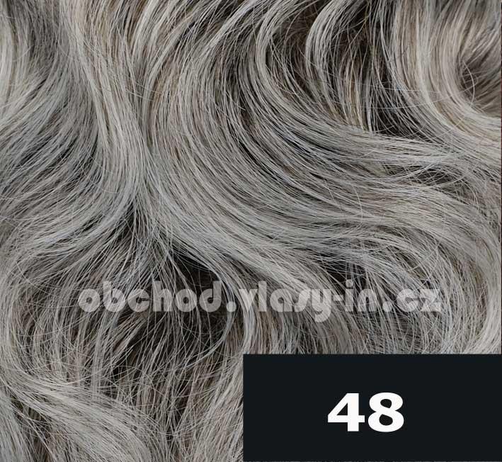 barva šedý melír