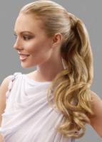 příčesek culík lidské vlasy