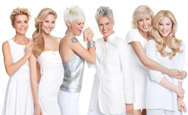fac23b45e795 Účesy pro starší ženy v barvách lichotícím vráskám