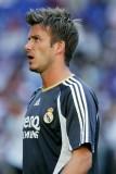 David Beckham - Mladistvý účes s ofinou dovrchu na krátkých vlasech