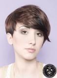 Přirozená úprava krátkých vlasů