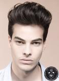 Měkký styling dovrchu z krátkých vlasů