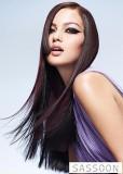 Uhlazená elegance dlouhých vlasů