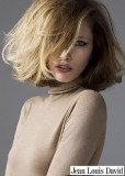 Divoké mikádo blond barvy