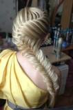 Rybí co v dlouhých vlasech