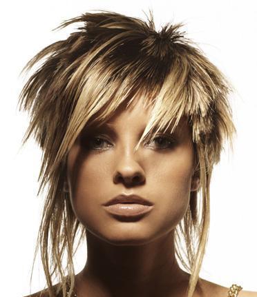 Střihy pro krátké vlasy | Scene world