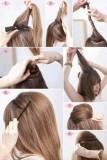 Fotonávod na částěčně vyčesané vlasy