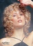 Andělské lokny v blond